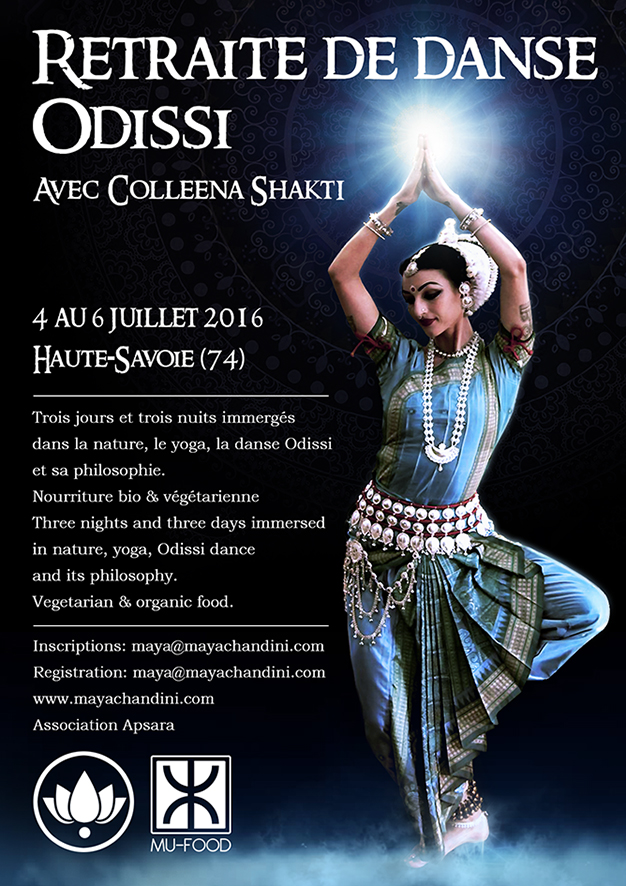 Odissi dance retreat