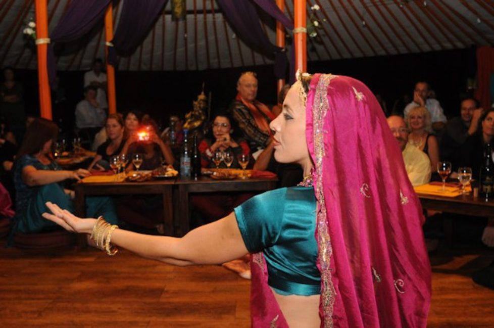 Spectacle Bollywood: Maya en Bollywood classique