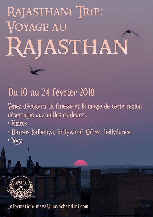 Flyer Rajasthan
